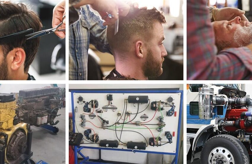 Socorro ISD high school students can apply for new barbering, diesel tech programs