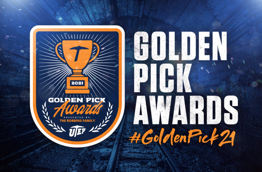 UTEP Student-Athletes and Teams honored at 2021 Golden Pick Awards