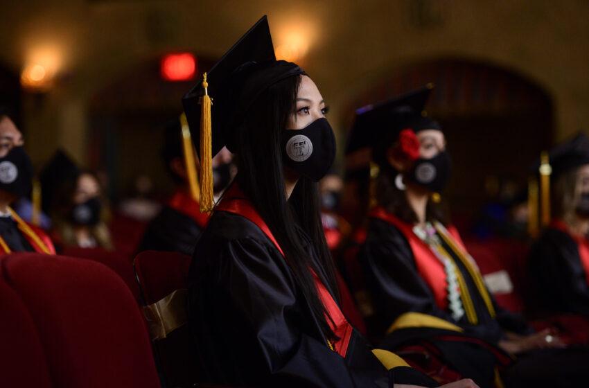 TTUHSC El Paso Graduates honored at first of three Commencement Ceremonies