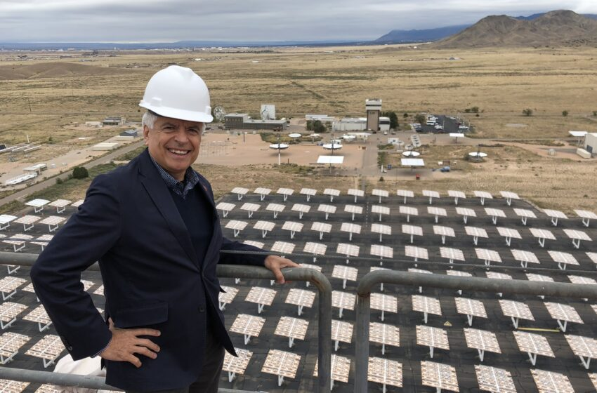 Virtual town hall at NMSU to continue discussion on clean energy economy
