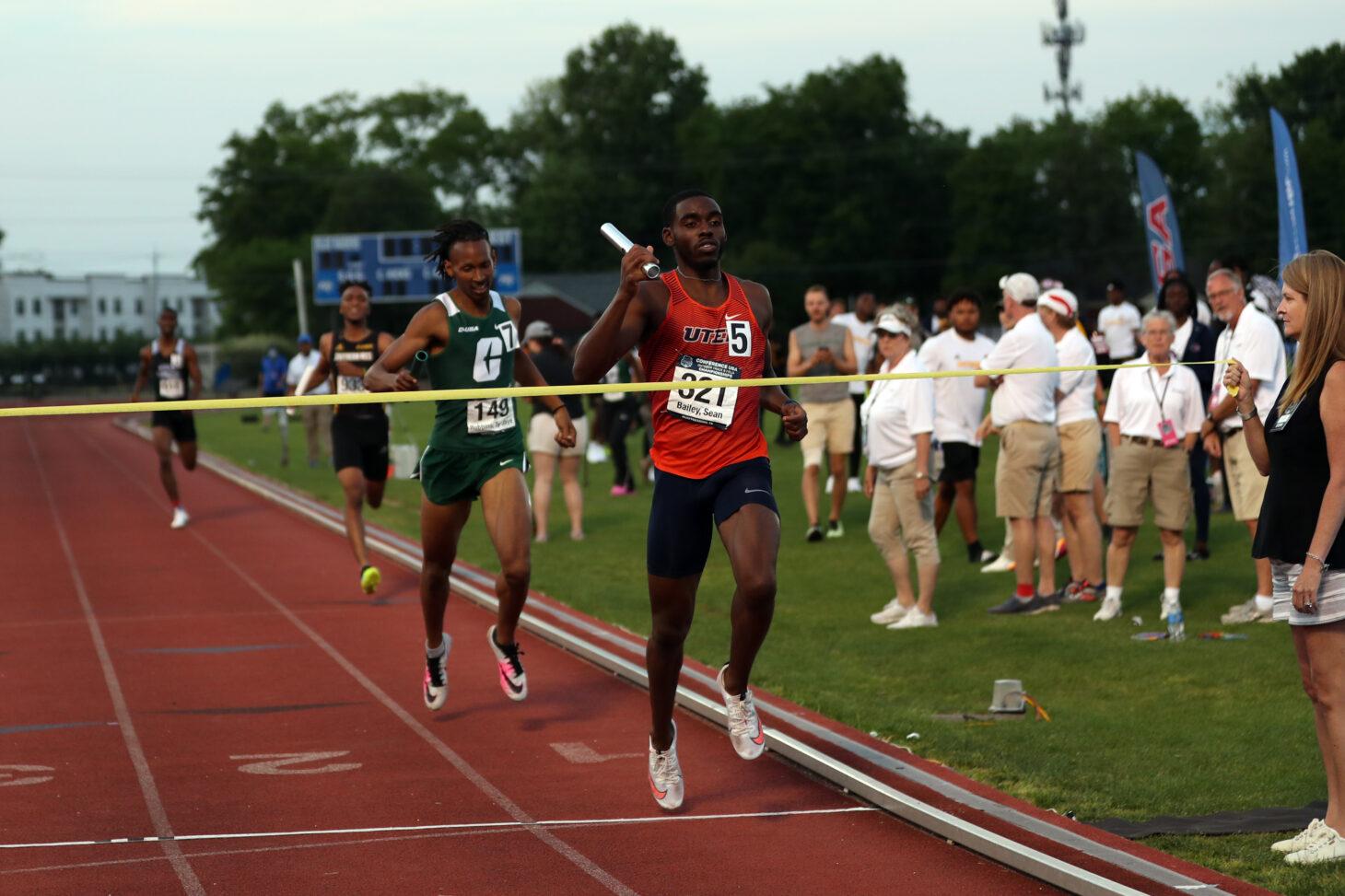 Sean Bailey    Photo courtesy MT Athletics