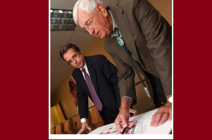 In three decades with NMSU, Boberg left a legacy of innovation and inspiration