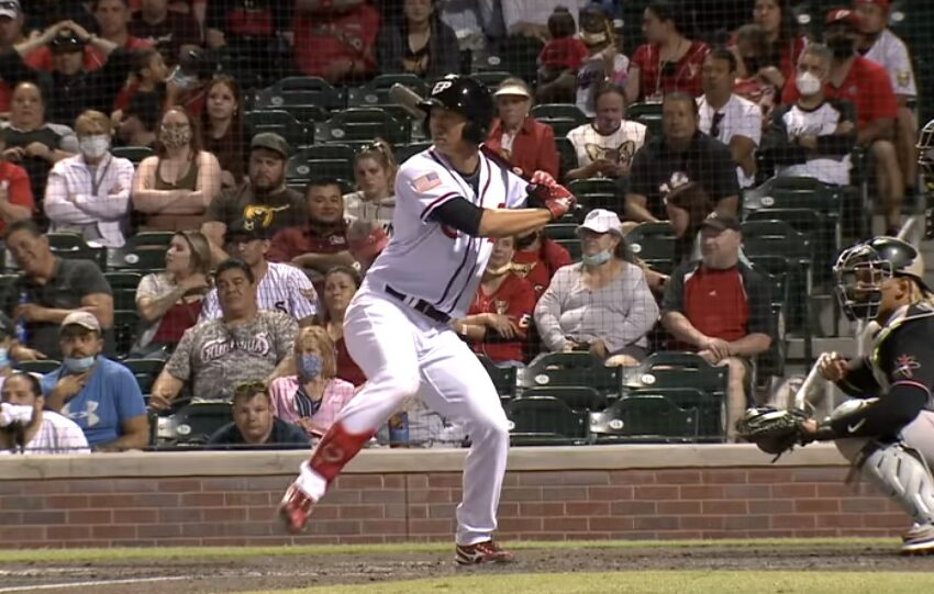 Chihuahuas rally to contain Isotopes 5-3 in home opener