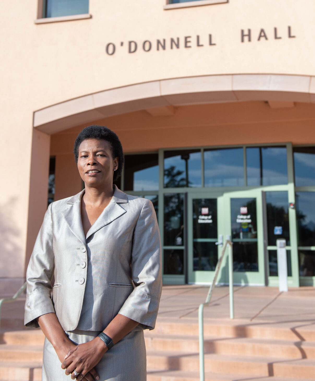 Henrietta Williams Pichon, interim dean of the New Mexico State University College of Education, will become interim dean of the new College of Health, Education and Social Transformation beginning July 1.  | NMSU photo by Josh Bachman