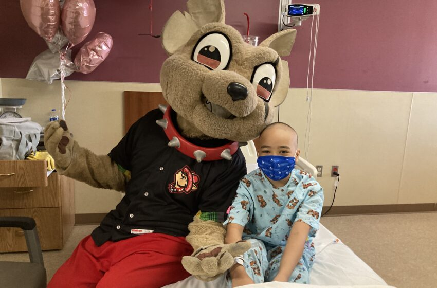 Gallery: Chico and the Chicas visit kids at Providence Children's Hospital