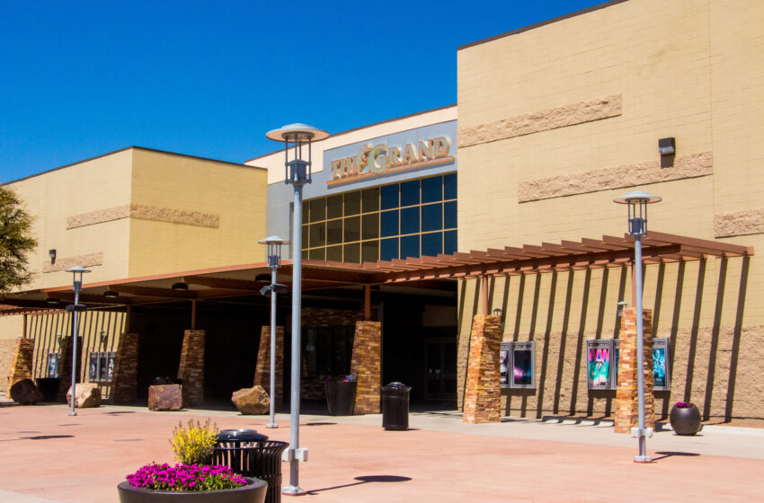 Fort Bliss' The Grand 10 Theaters to reopen May 14