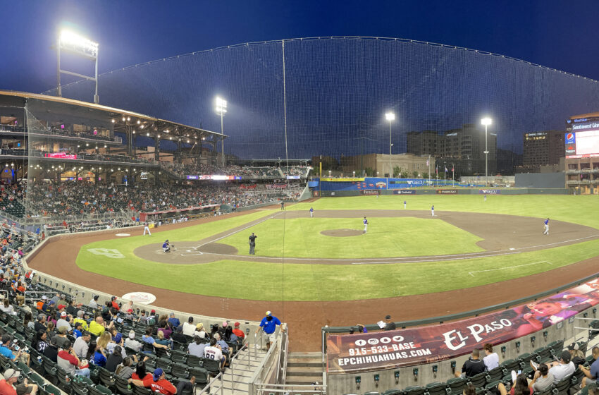 Southwest University Park to increase capacity to 100% starting May 27th