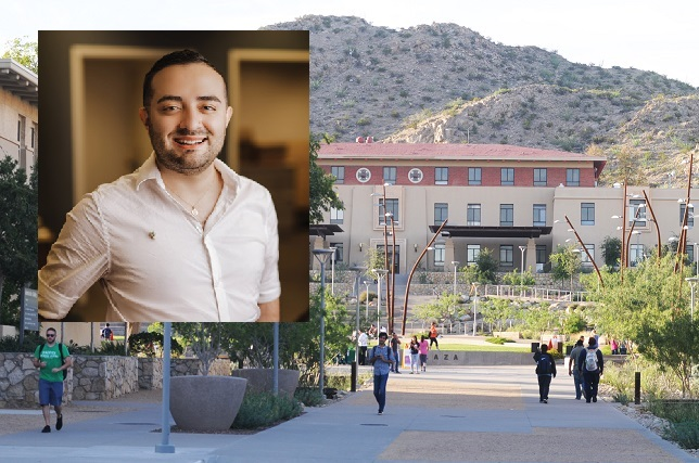 UTEP Graduate Student selected for Tom Lea Fellowship