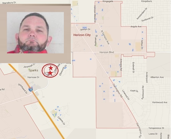 EPCSO searching for sex offender who failed to return to far East El Paso facility