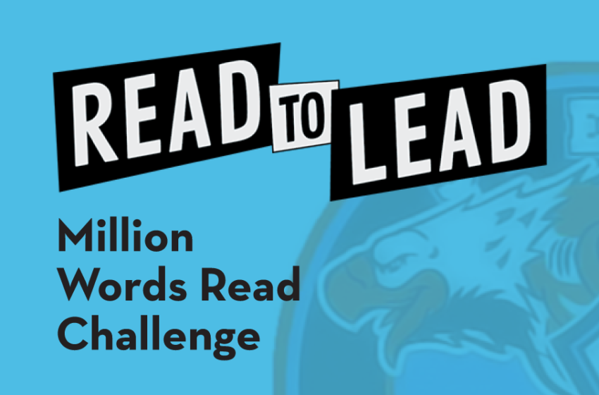 Canutillo Middle STEAM Academy Students honored for collectively reading One Million Words