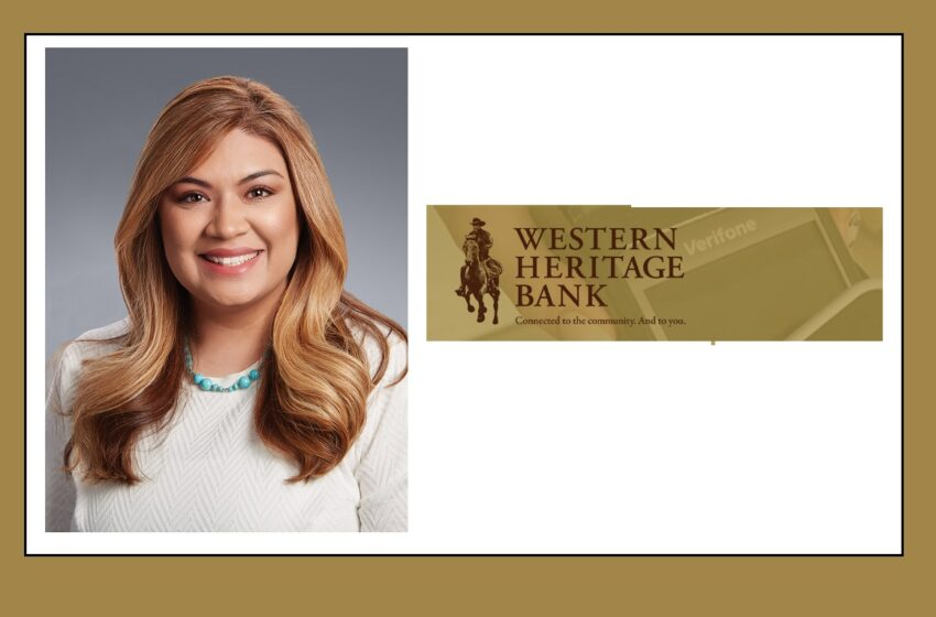 Western Heritage Bank announces promotion of Shannon Molina to Controller
