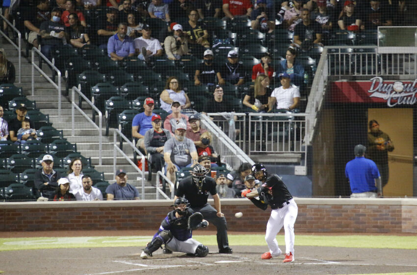 Gallery+Story: Chihuahuas take down Isotopes 6-3 for third win in a row