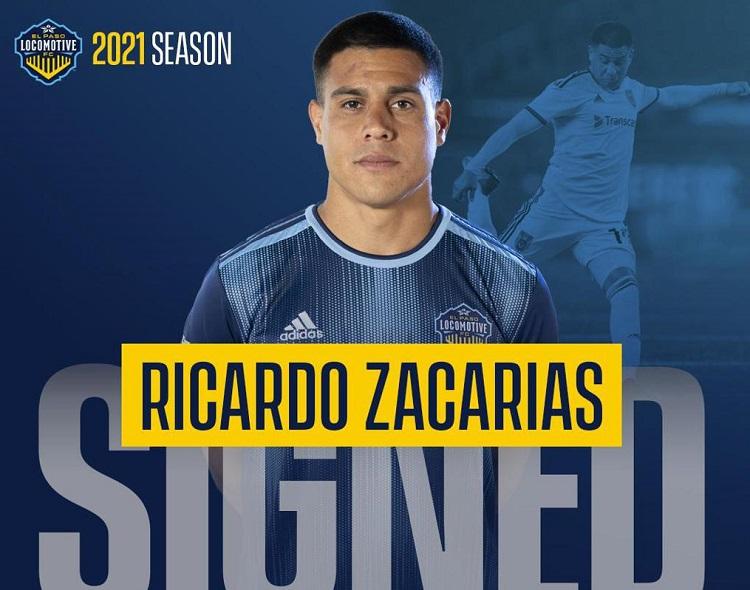 Forward Ricardo Zacarias