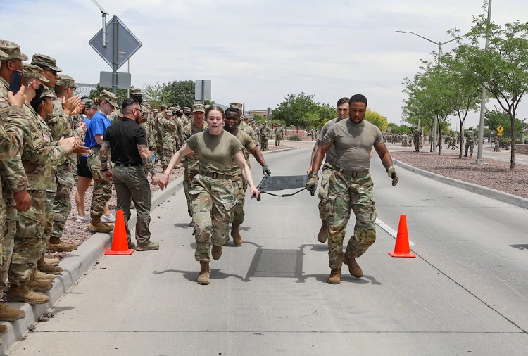 Ft. Bliss' 2ABCT holds Foundational Readiness: Suicide Prevention Tactical Challenge