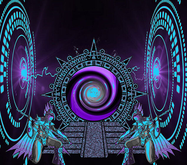 Interactive UTEP Production blends Art, Dance, Sci-Fi