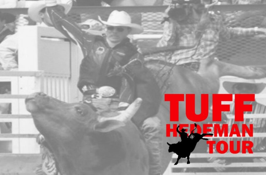 Tuff Hedeman Bull Riding returns to El Paso for 16th Consecutive Year