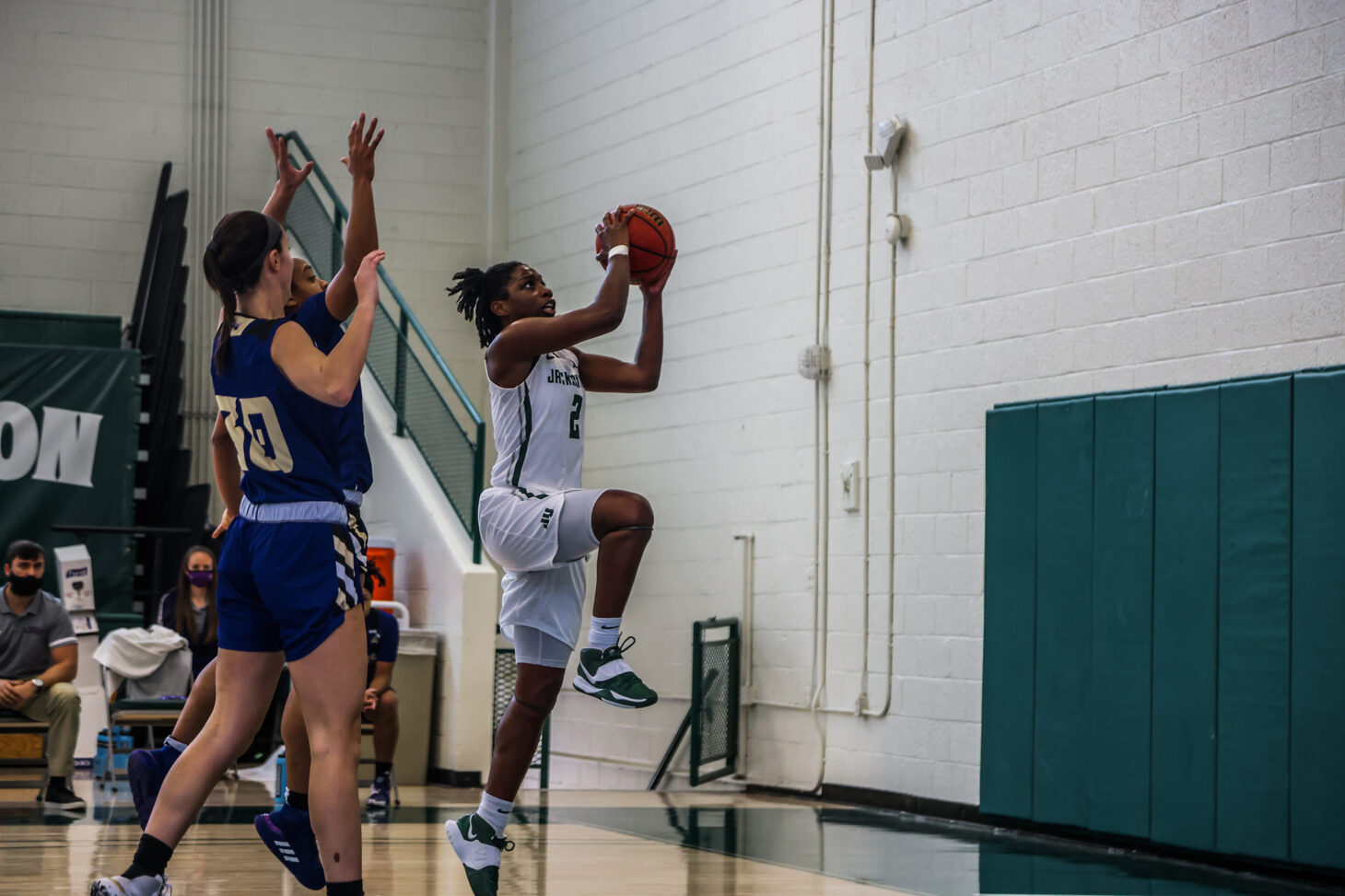"""Head Coach Kevin Baker: """"Before Erin got hurt last season she was one of the top players in her respective conference. She has the ability and athleticism to be an outstanding UTEP Miner for years to come…"""""""