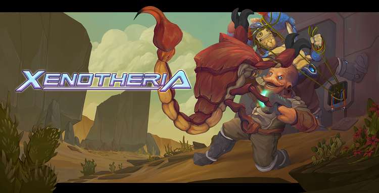 Las Cruces-based Ganymede Games is reaching the release of its first game, Xenotheria, through the support of investments like that of the Arrowhead Innovation Fund  | Photo courtesy NMSU