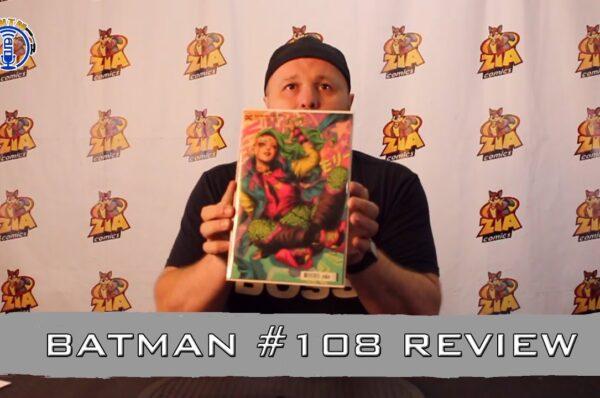 batman 108