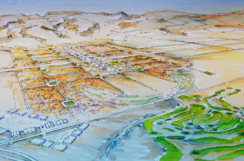Franklin Mountain Communities unveils Master-Planned Community in Northeast El Paso