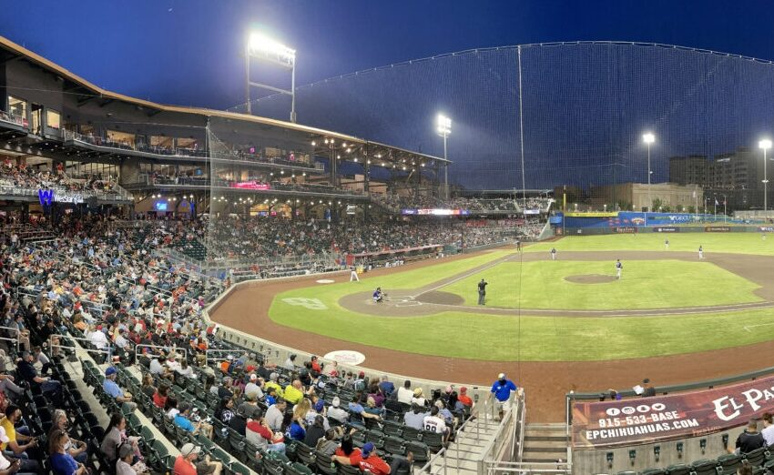 Chihuahuas Saturday Game Sold Out; Tickets still available for remainder of homestand