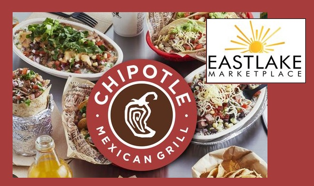 Chipotle opens new location at Eastlake Marketplace