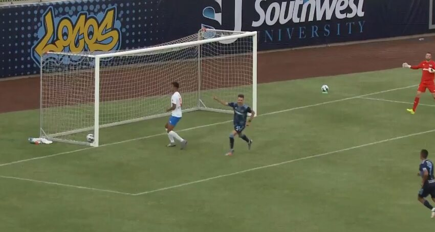 Locomotive derails RGV 1-0; Forward Luis Solignac scores in 18th Second, fastest in Franchise History