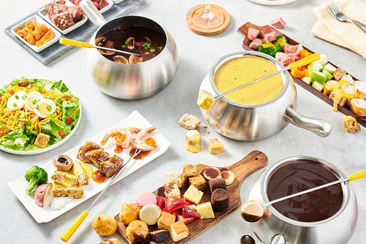 Friendship over Fondue? Melting Pot offers new Wednesday Friends Day 3-and 4-Course Menu