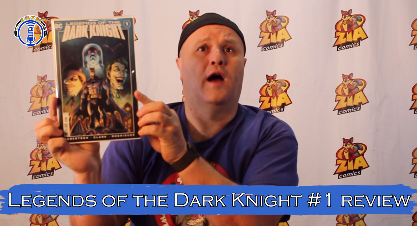legends dark knight
