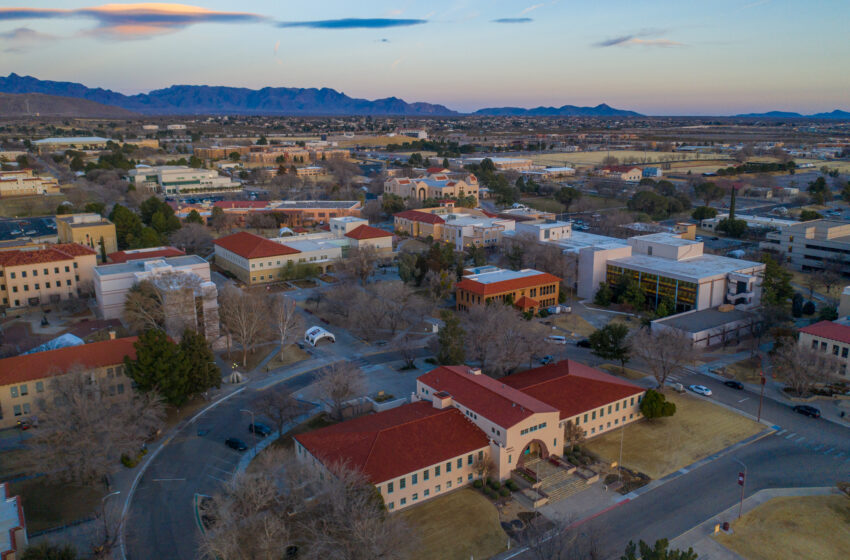 NMSU collaborates with EON Reality to bring augmented, virtual reality system to classes