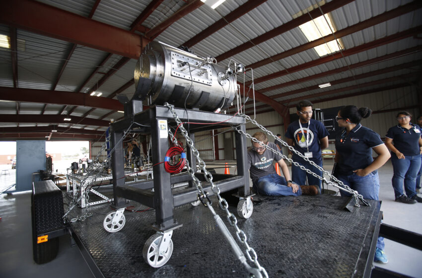 UTEP selected to joined the ranks of Universities Space Research Association