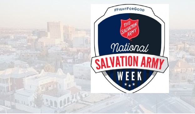 Salvation Army in El Paso celebrating, informing community during National Salvation Army Week