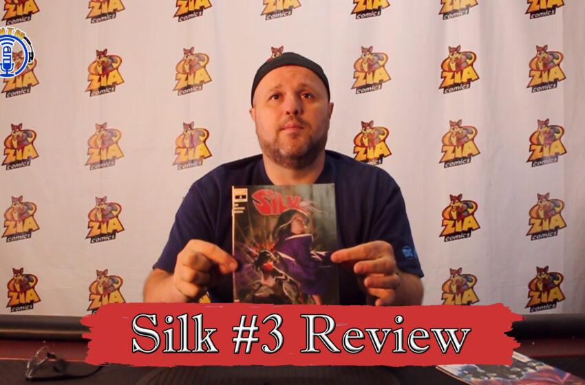 VLog: TNTM's Troy reviews Marvel Comics Silk #3