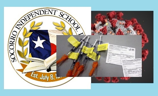 COVID-19 vaccines to be provided at Socorro ISD high schools