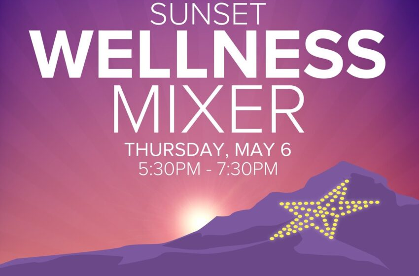 Community invited to Sunset Wellness Mixer Event at Cleveland Square Park