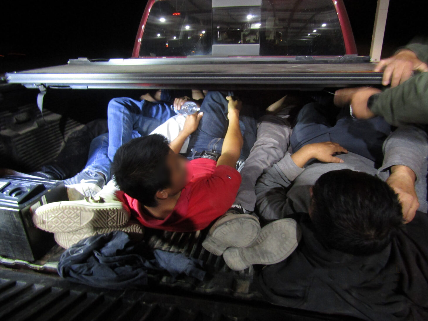 Photo courtesy U.S. Customs and Border Protection, Big Bend Sector