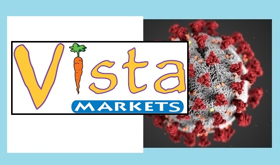 COVID-19 Vaccine Clinics to be held at area Vista Markets starting June 1st
