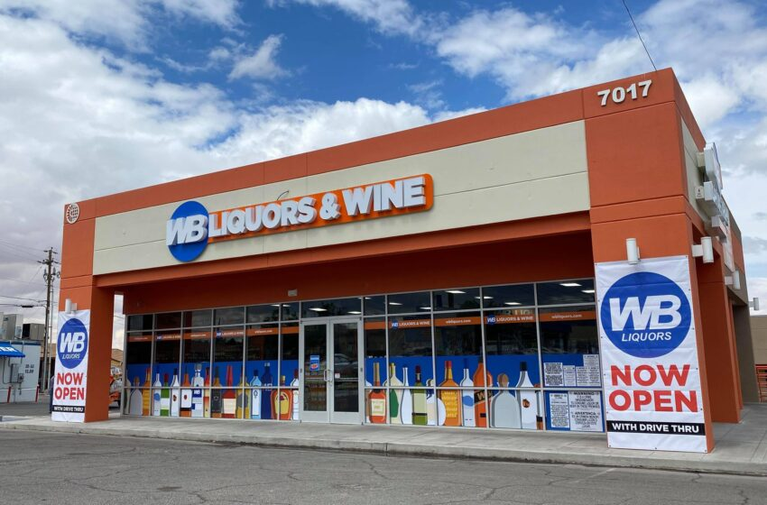 """WB Liquors and Wine rolls out """"Store of the Future"""" in El Paso"""