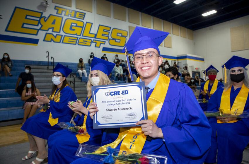 UTEP-bound San Elizario High senior awarded Sylvia Hopp San Elizario College Scholarship