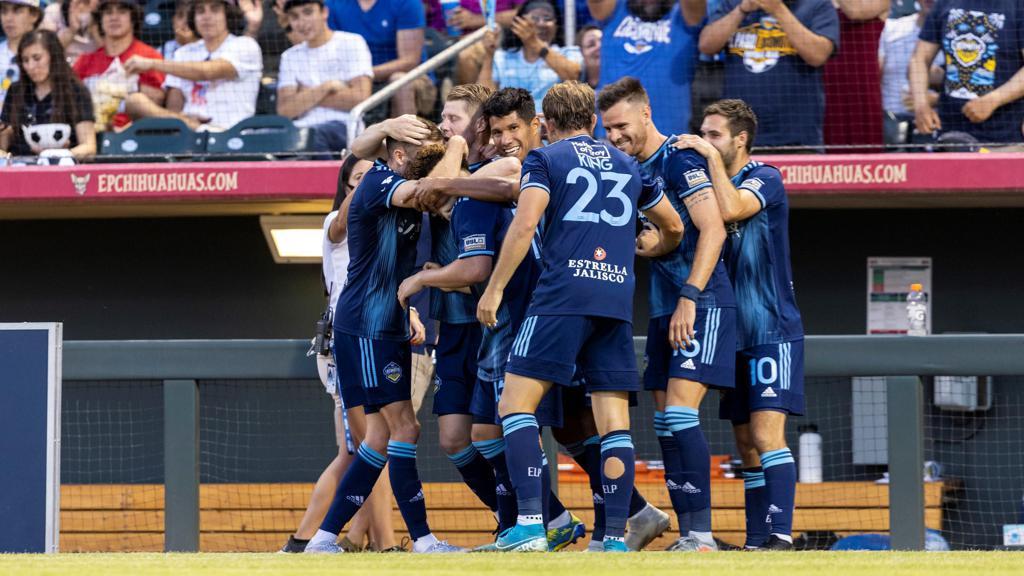Photo by Ivan Pierre Aguirre/El Paso Locomotive FC