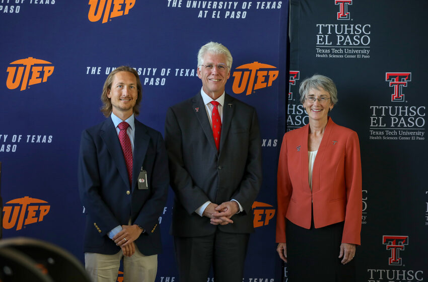 First research grants awarded in UTEP-TTUHSC El Paso Partnership