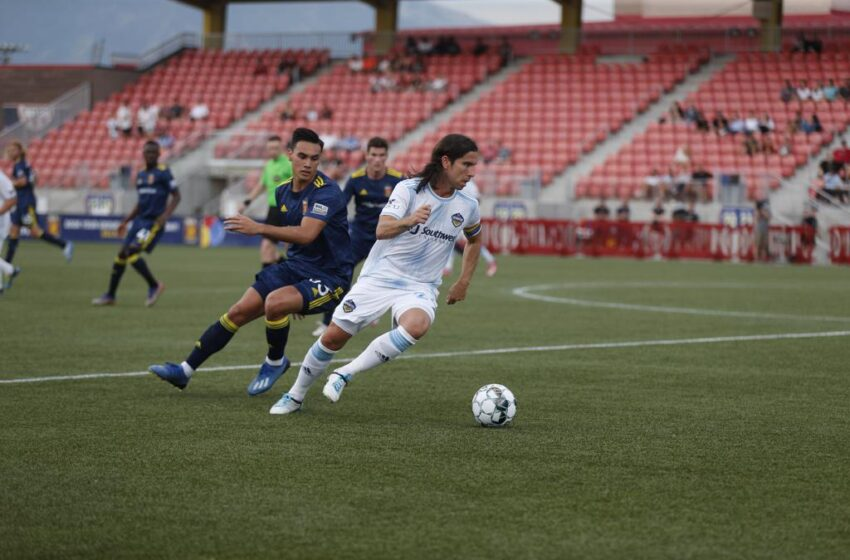 Locomotive roll past Real Monarchs with 2-1 victory