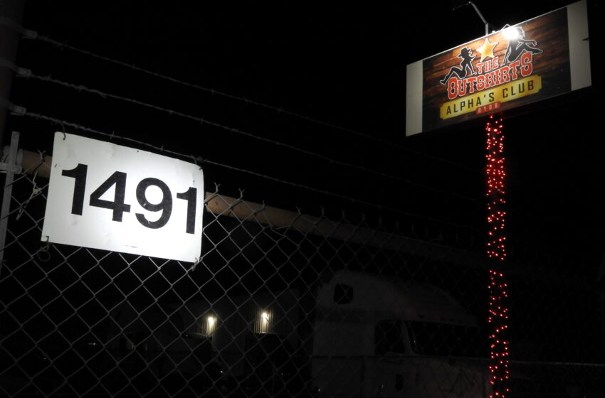 County Attorney's Office temporarily shuts down strip club in Far East El Paso County, Owner arrested