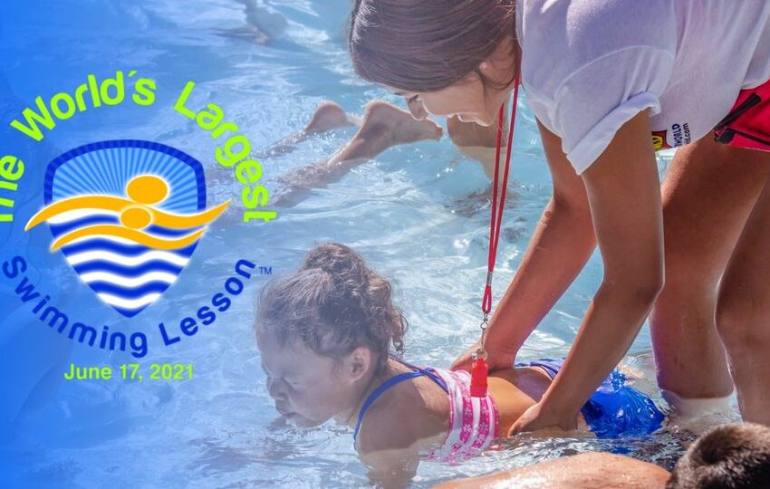 Wet N Wild to host annual 'World's Largest Swimming Lesson' June 17th