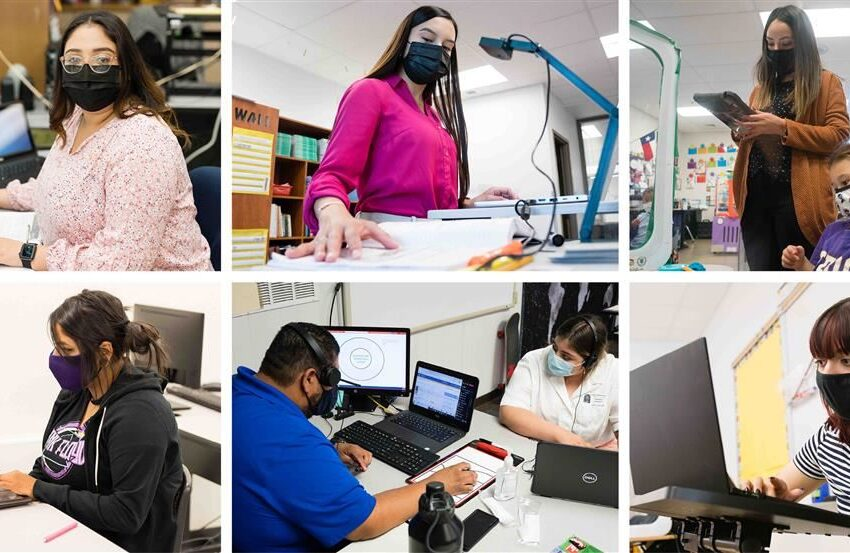 SISD partnership with Workforce Solutions, UTEP provides teacher support during pandemic