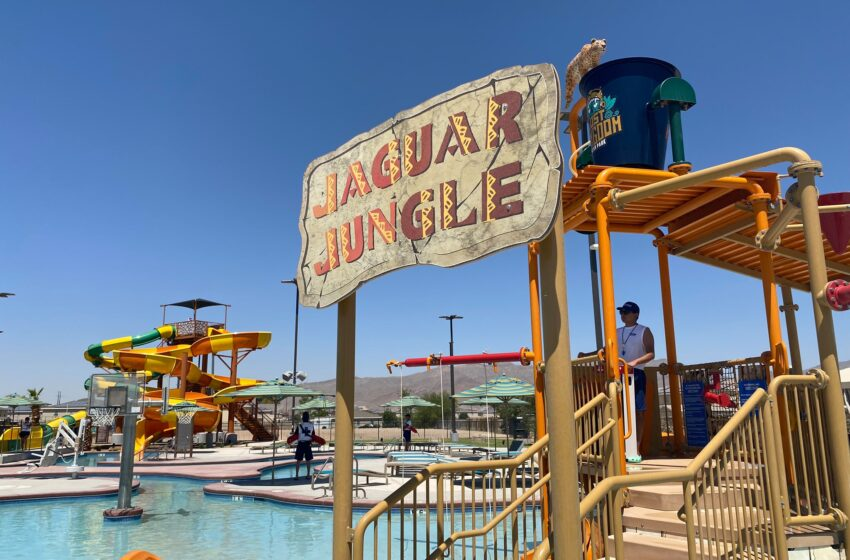 Outdoor Pools, water and spray parks to close for fall and winter season
