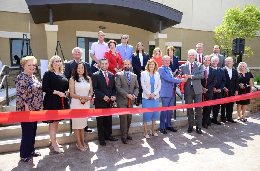 Hunt School of Dental Medicine celebrates completion of Texas Tech Dental Oral Health Clinic; $323k GECU Foundation gift