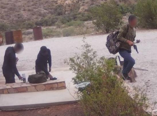 Photo courtesy US Border Patrol