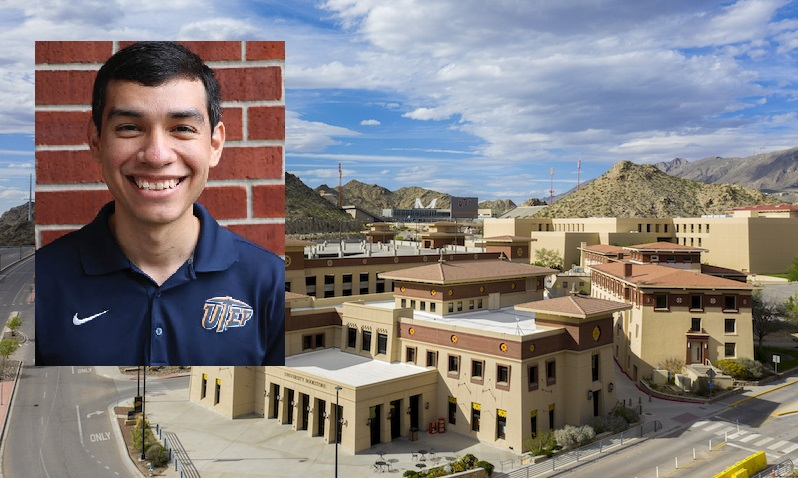 UTEP Grad Student earns competitive scholarship with U.S. Department of State