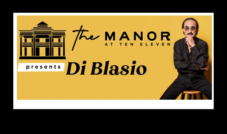 Manor at Ten Eleven hosts pianist Raul Di Blasio for his first ever El Paso Residency